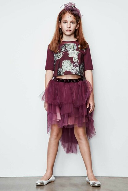 Girls' Skirts 19FWLL07228