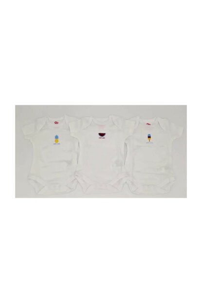 Wonderkids Summer Half Sleeve 3-Piece Baby Body 1101