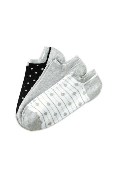 Organic Cotton Sneaker Socks 13640