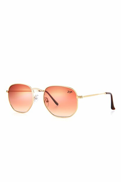Unisex Sunglasses DLP028YellowCoffee