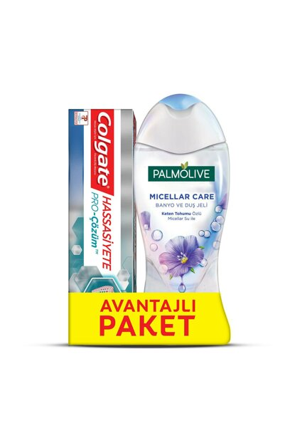 Colgate Precision 75 Ml + Palmolive Micellar 250 Ml 34014233