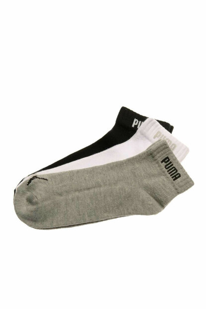 Quarter-v 3-Piece Socks - 88749804