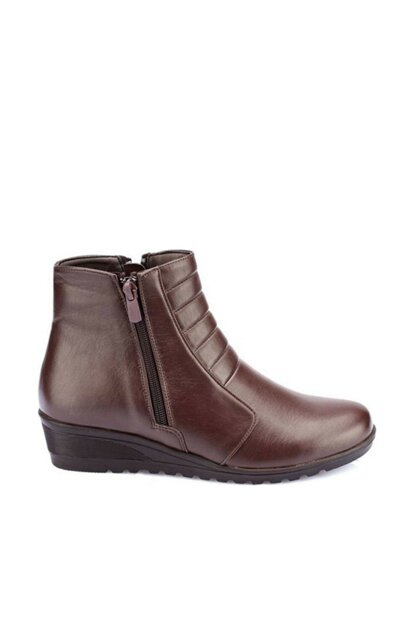 Brown Women Boots 000000000100335098