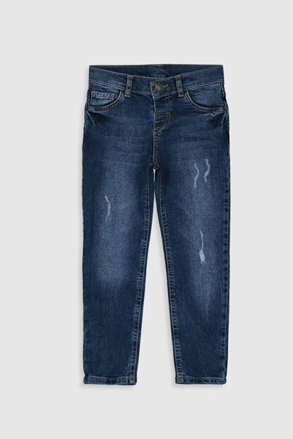 Boys' MIDDLE RODEO 507 Trousers 9WT755Z4