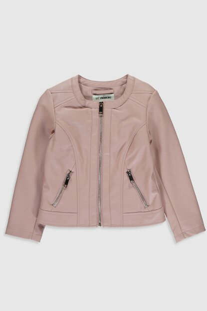 Girls Pink G3G Coats 0S0601Z4