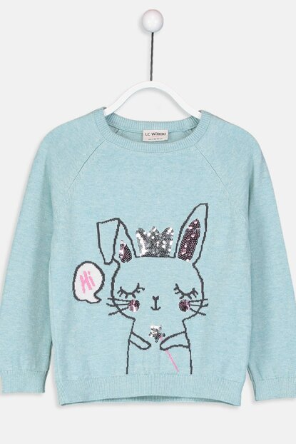 Girls' Sweaters 8WN741Z4