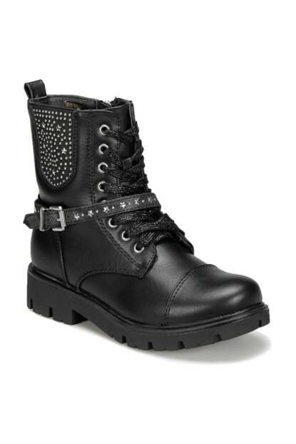 92.DULCE.F Black Girl Boots