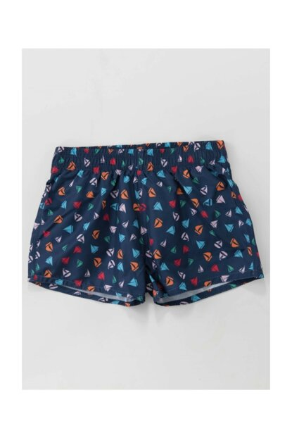 Child Shorts Swimwear - 8583 - Printed