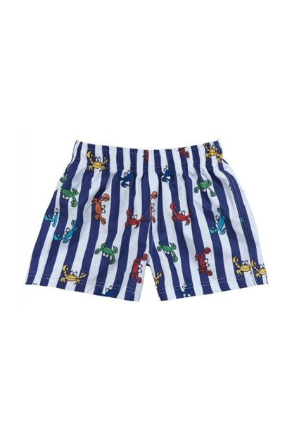Kids Shorts Swimwear 8316 - Printed
