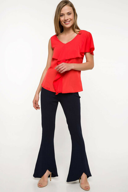 Women Flare Pants I9925AZ.18SP.NV167