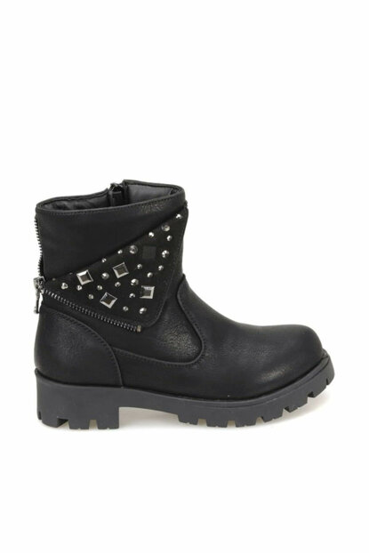 Black Girls Boots 000000000100338547