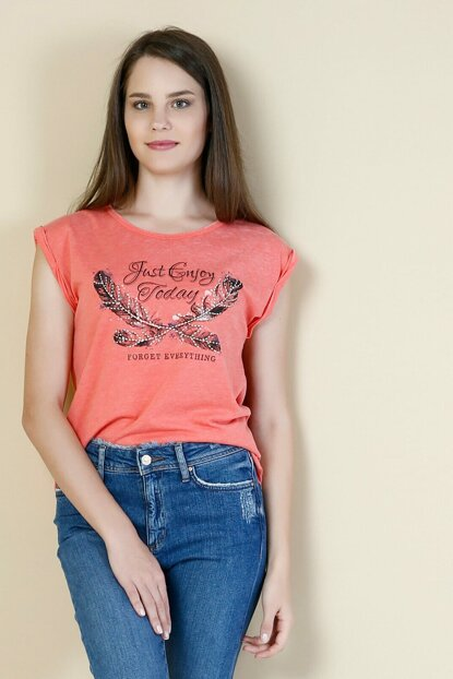 Women's T-Shirt CL1031633 CL1031633-N