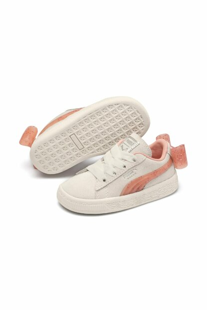 Cream Baby Girl Sport Shoes 36896101