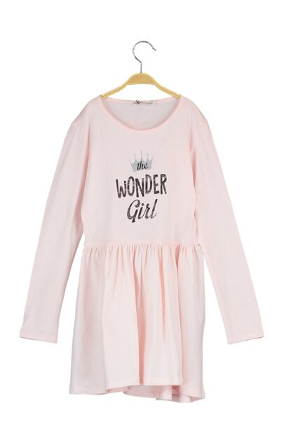 Pink Girl Dress 0KKG87952OK