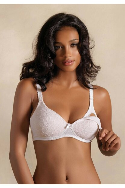 Breastfeeding Bra with Sponge 1652 TXB3C9AB9D271