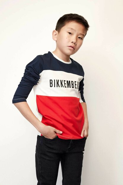 Boys Red T-Shirt 19FWDJMTE59