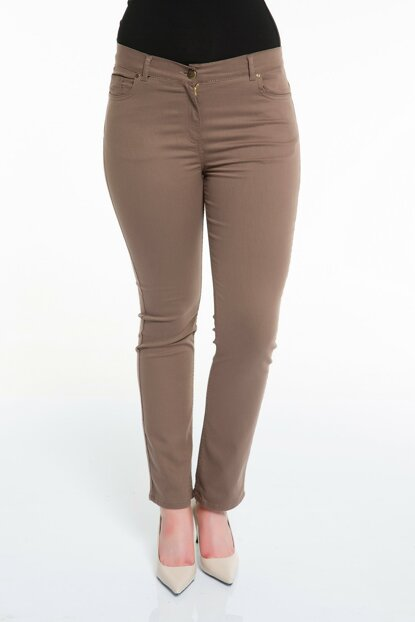 Women's Mink Trousers 1029