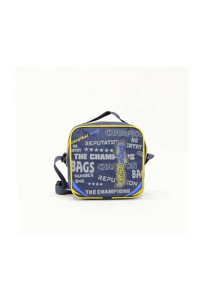 Navy Blue Unisex Lunch Box PLBSL80003.002
