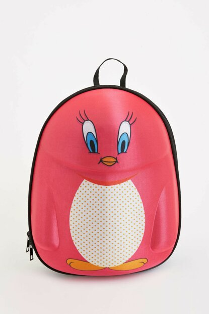 Pink Girls Backpack with Chick M1726A6.19WN.PN1