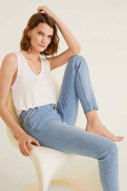 Women's Light Blue Skinny Noa Jean 53010573