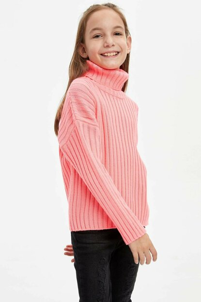 Turtleneck Sweater Pullover M8939A6.19CW.PN351