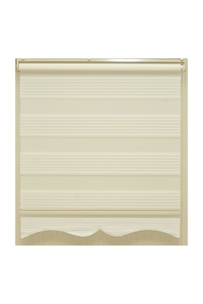 Zebra Roller Blinds Pleat White Color Original Fabric Pleat