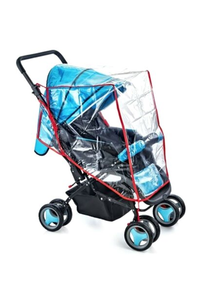 Baby Jem Baby Stroller Raincoat Without Phthalate 8436typistipis