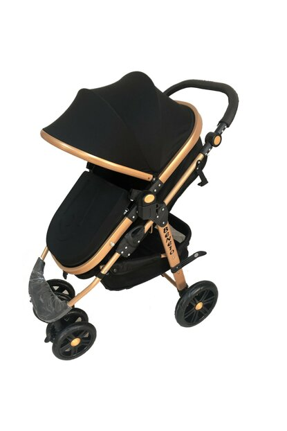 Bt561 Gold Line Travel System Baby Carriage (Black) 119574