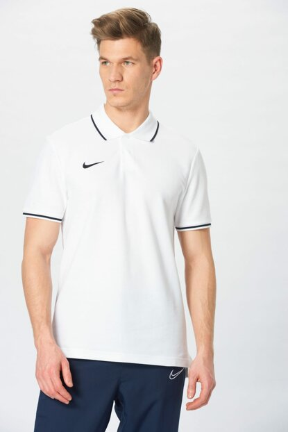 Men's T-shirt - M Polo Tm Club19 Ss - AJ1502-100
