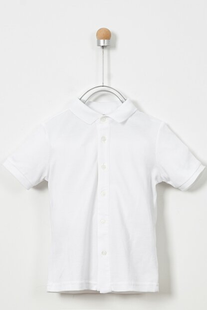 White Men's Shirt 19112152100