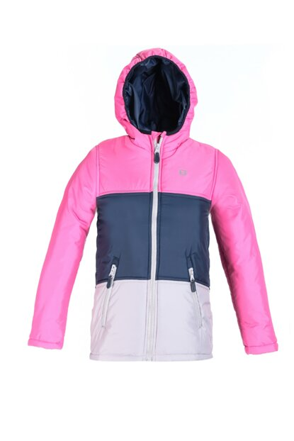 Sportive Kids Multicolour Coat G10007-RNK