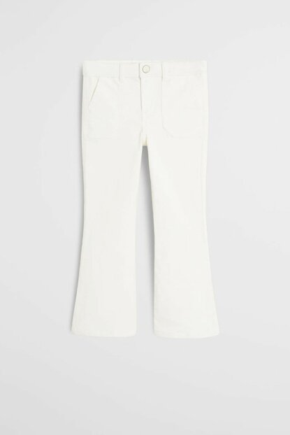 Off White Girl Trousers 53095723