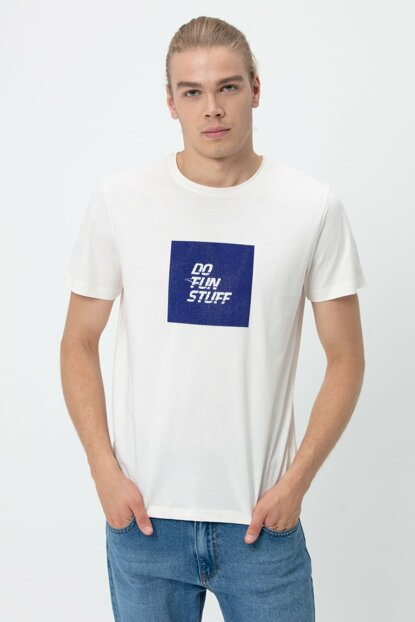 T-Shirt - Roy Originals Tee SS Crew Neck 12163106
