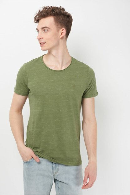 Men's T-Shirt Green 064960-28524