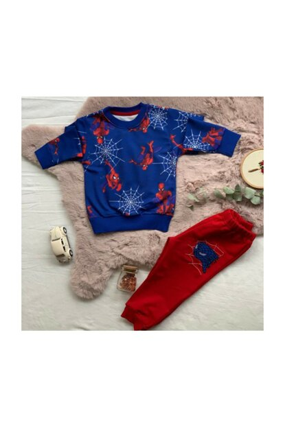 Boys' Spiderman Pajamas Set SNP-PJM