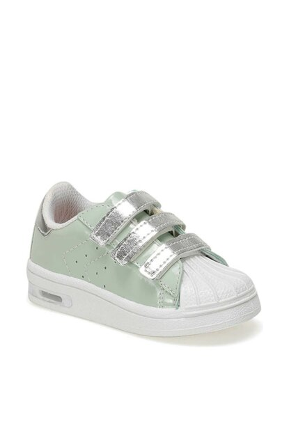 MONTY S 9PR Turquoise Girls Kids Sneaker Shoes