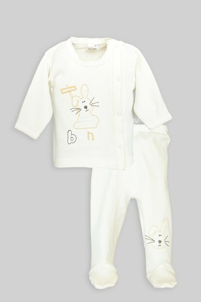 Double Beige Baby Suit HJRSVX27_1db440