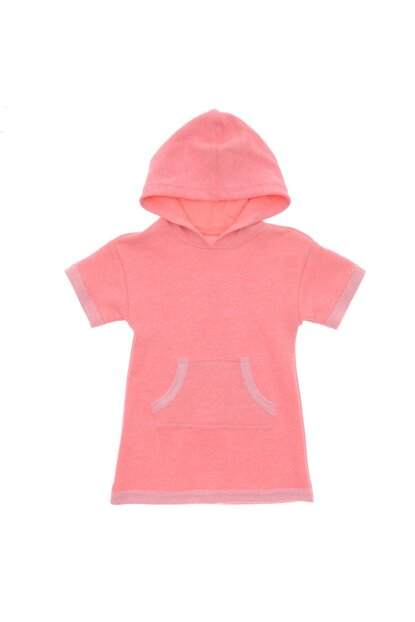Pink Girls' Casual Dress 19126346100