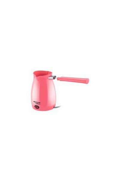 Caffeen. Pink 6 Cup Capacity Electric Turkish Coffee Coffee Maker Coffee Pot - 1 Ds Awox caffeen