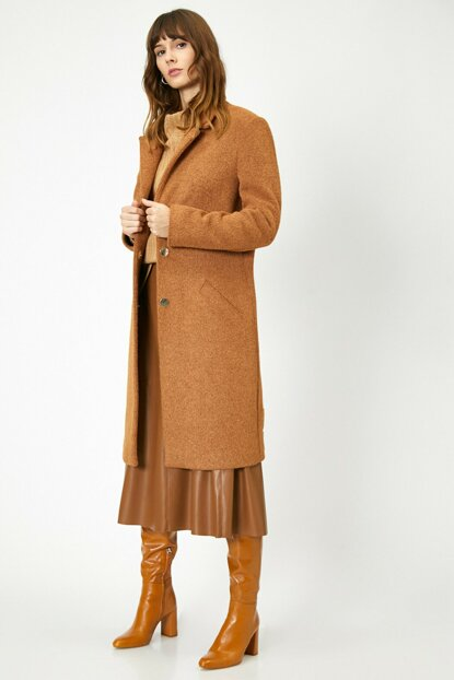 Women's Coffee Coat 0KAK06672EW
