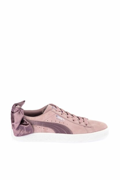 Women's Sneakers - Suede Bow Wn s - 36731715