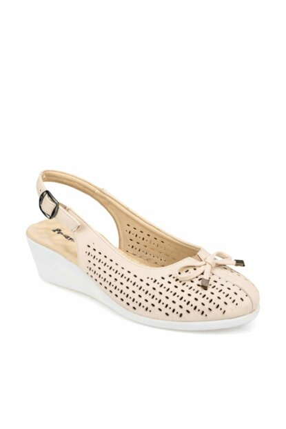 Beige Women's Shoes 000000000100374814