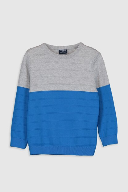 Boys' LIVE BLUE H9U Sweater 9WJ124Z4