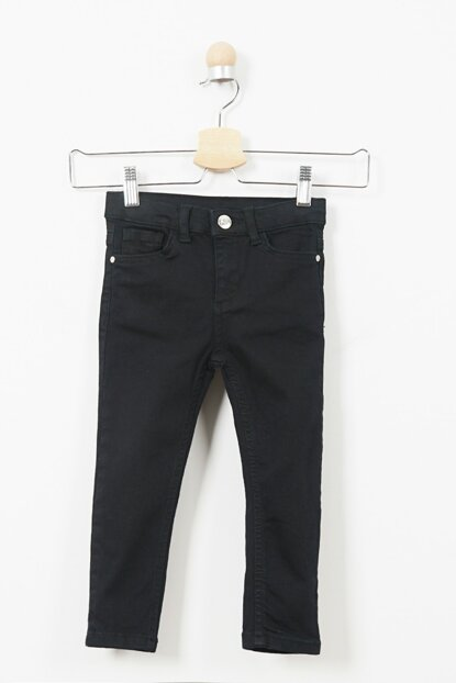 Girls' Denim Trousers