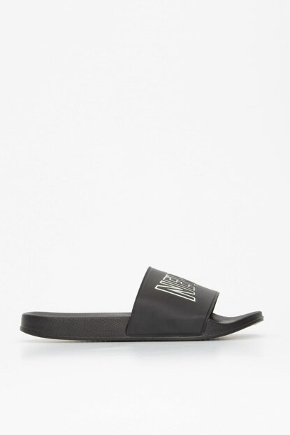 Men's Black Slipper 9SQ339Z8