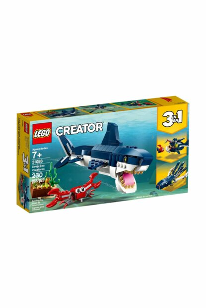 Creator Deep Sea Creatures U301996
