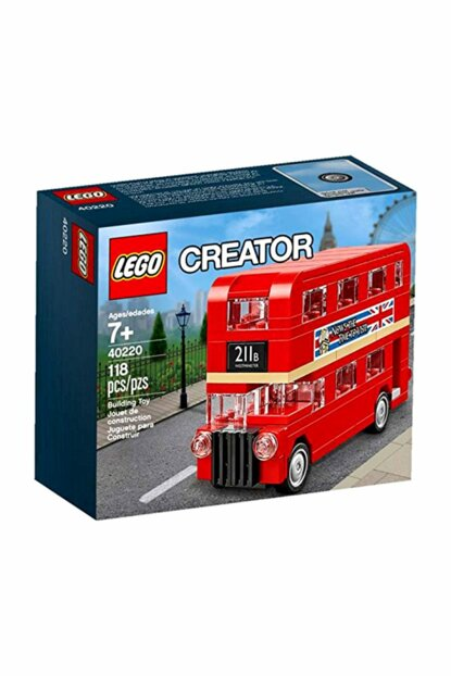 Lego ® Creator 40220 London Bus / RS-L-40220