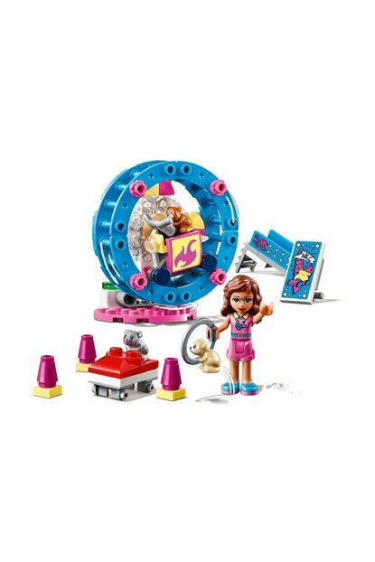 LEGO Friends Olivia's Hamster Park 41383 T01041383