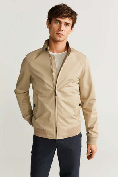 Men's Beige Jacket 53080530