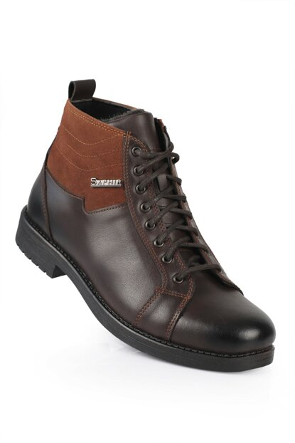 Brown Men's Boots DXTRSWMNC0500